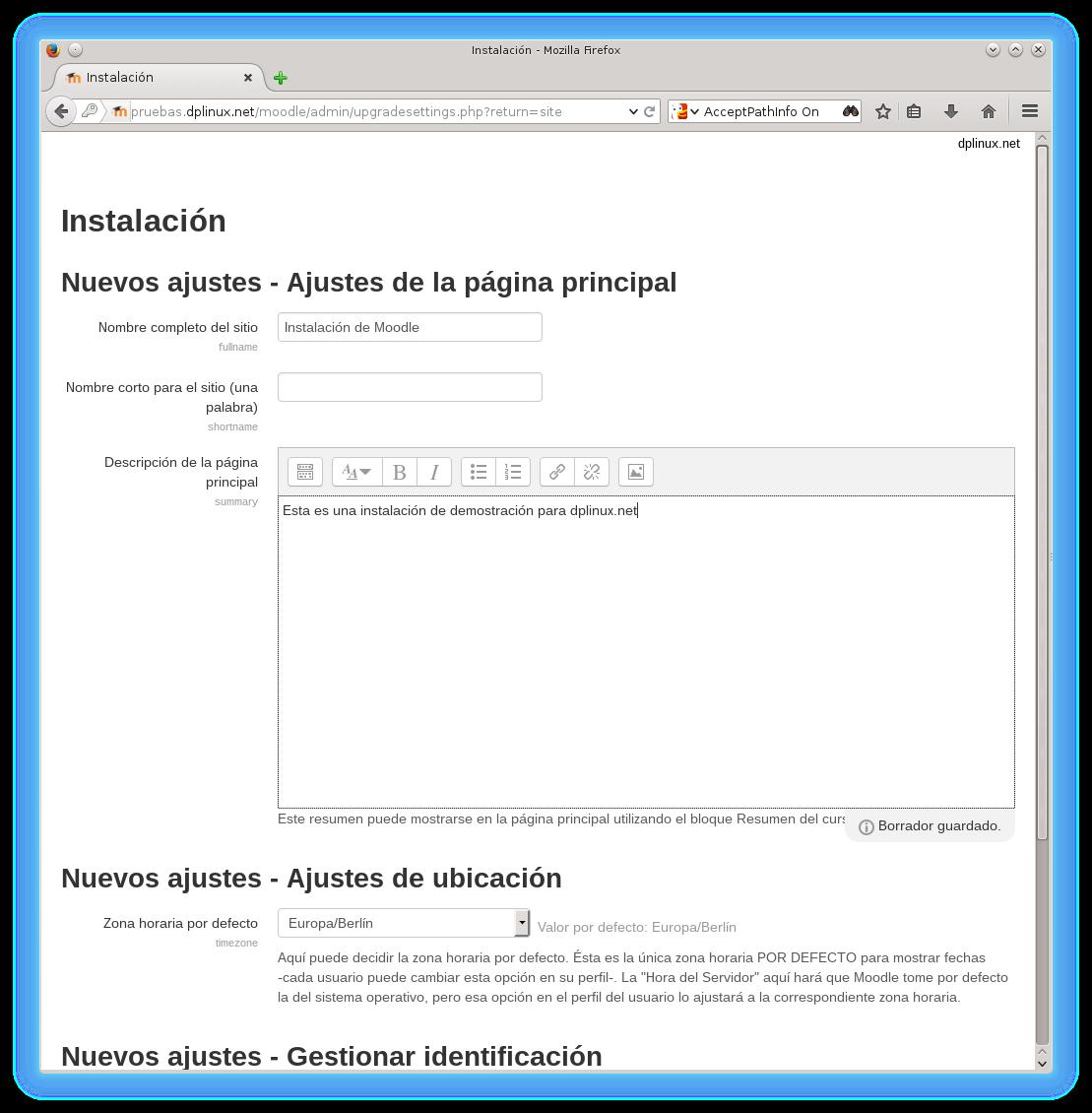 Guía para montar un servidor en Debian 9 Stretch - HardLimit