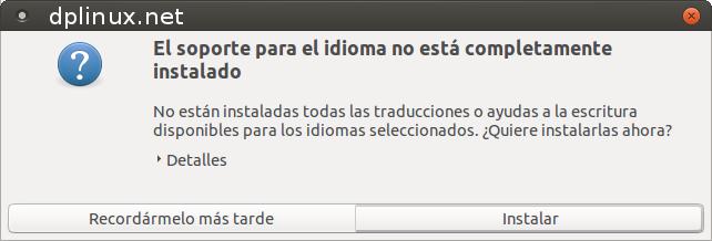 ubuntu mate español