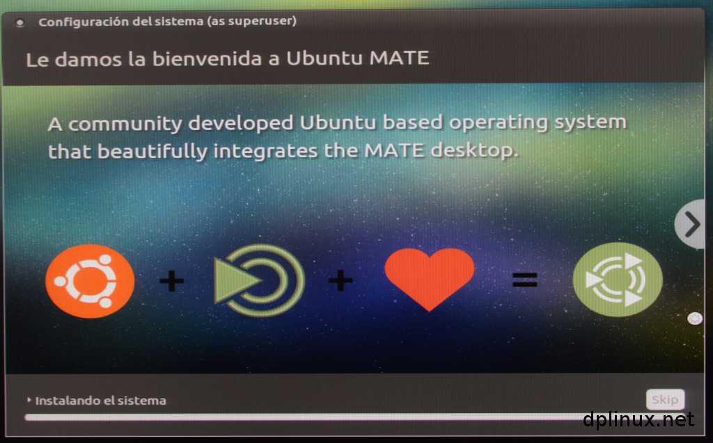 ubuntu mate instalacion