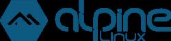 alpine linux logo nuevo