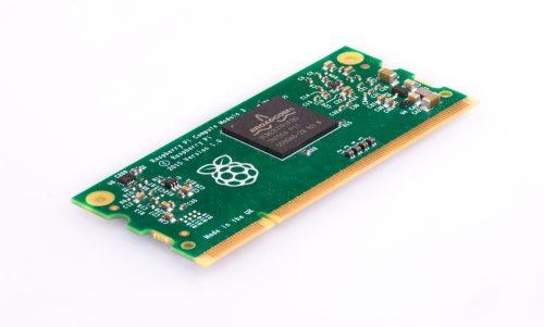 Compute module 3 raspberry pi 3
